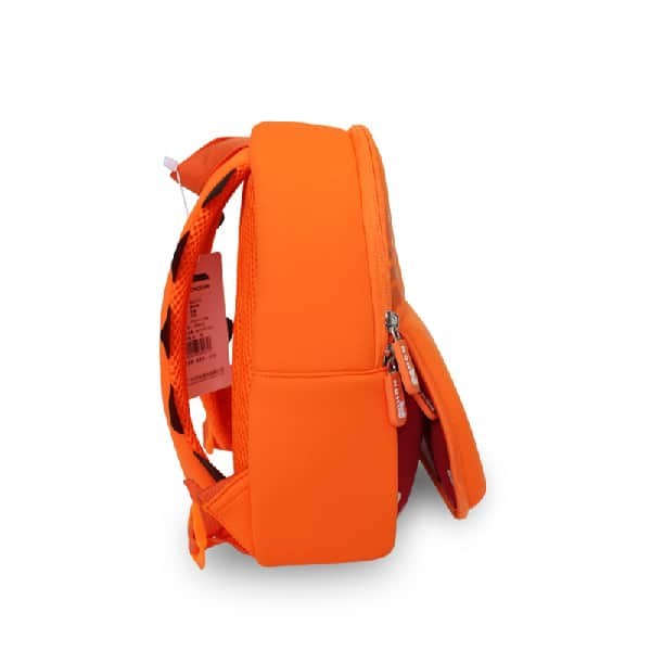 Детска 3D раница Хипо оранжев