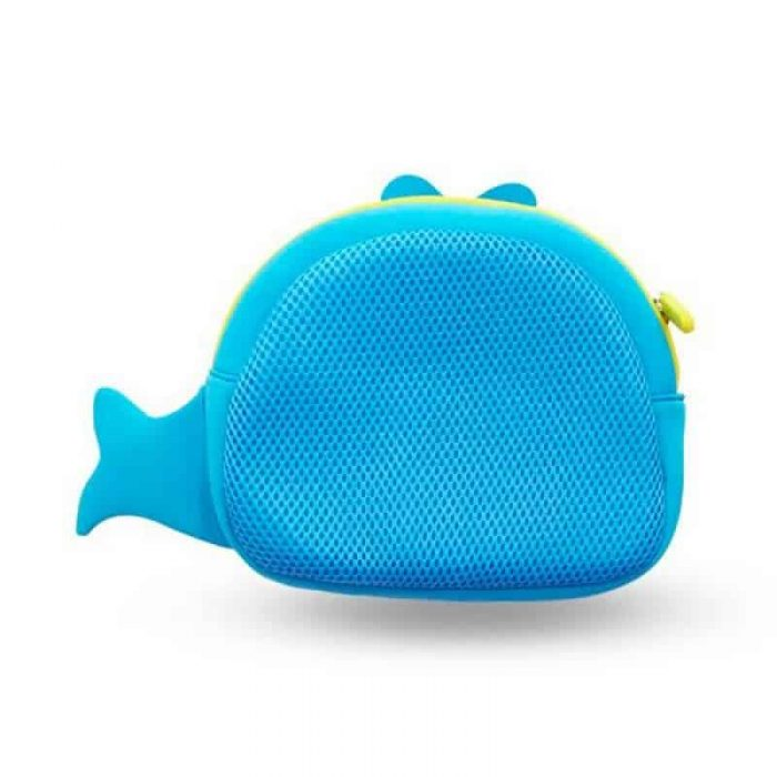 Детска 3D чанта за през рамо Кит
