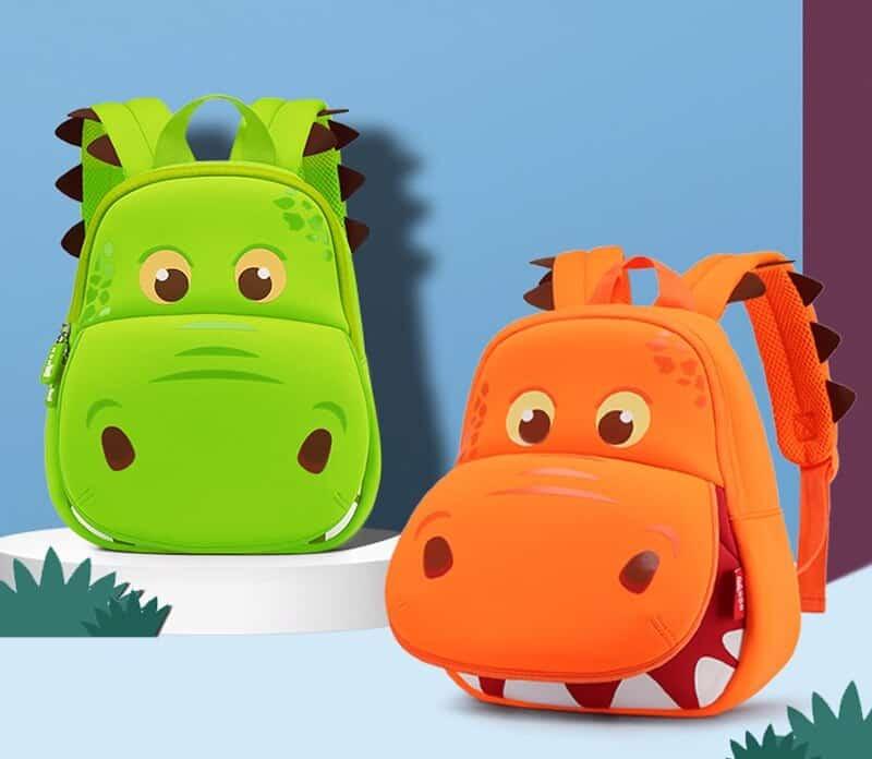 Детска 3D раница Хипо NoHoo BG