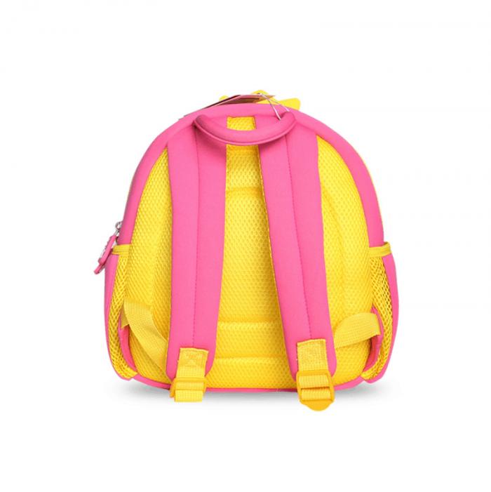 Детска 3D раница Каляската на Пепеляшка розова NoHoo BG