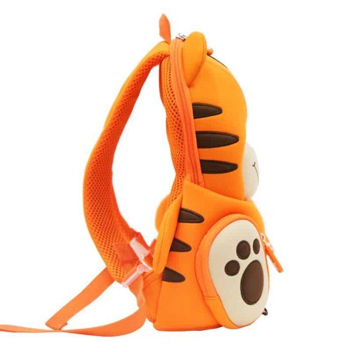 Детска 3D раница Тигър с родителски контрол